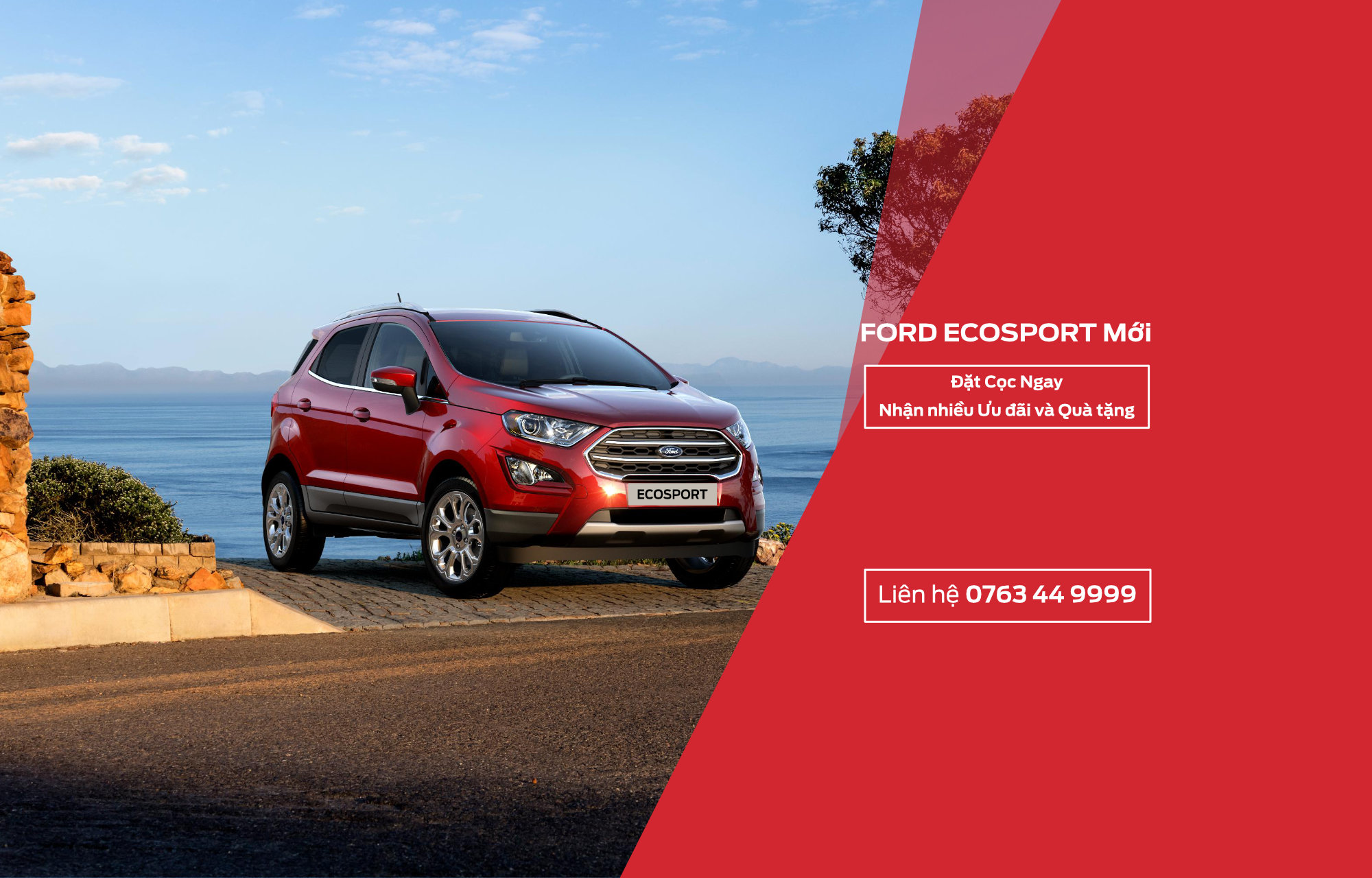 mua Ford ecosport tai Ha Noi Ford