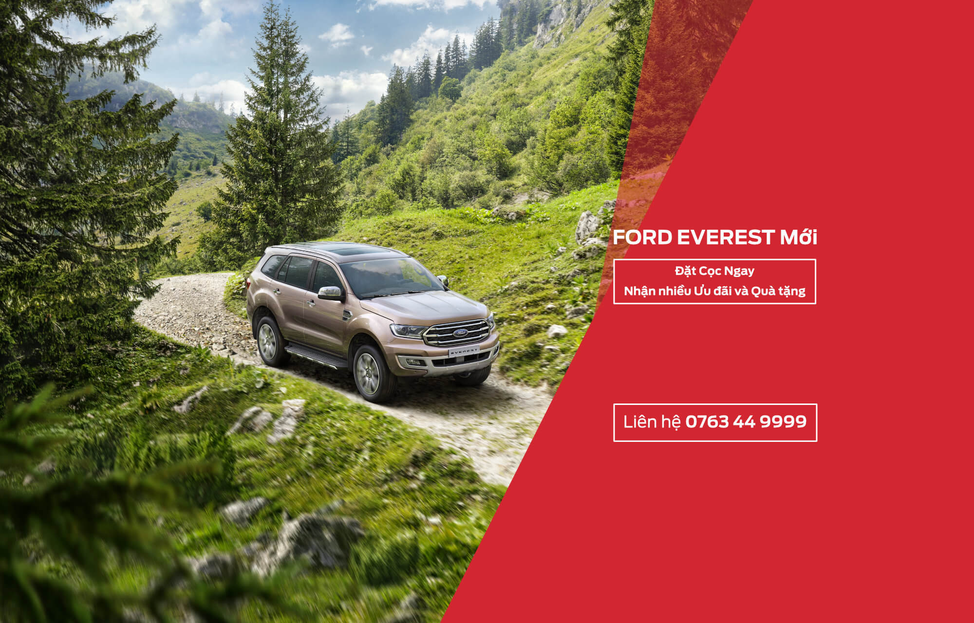 mua Ford Everest 2018 tai Ha Noi Ford