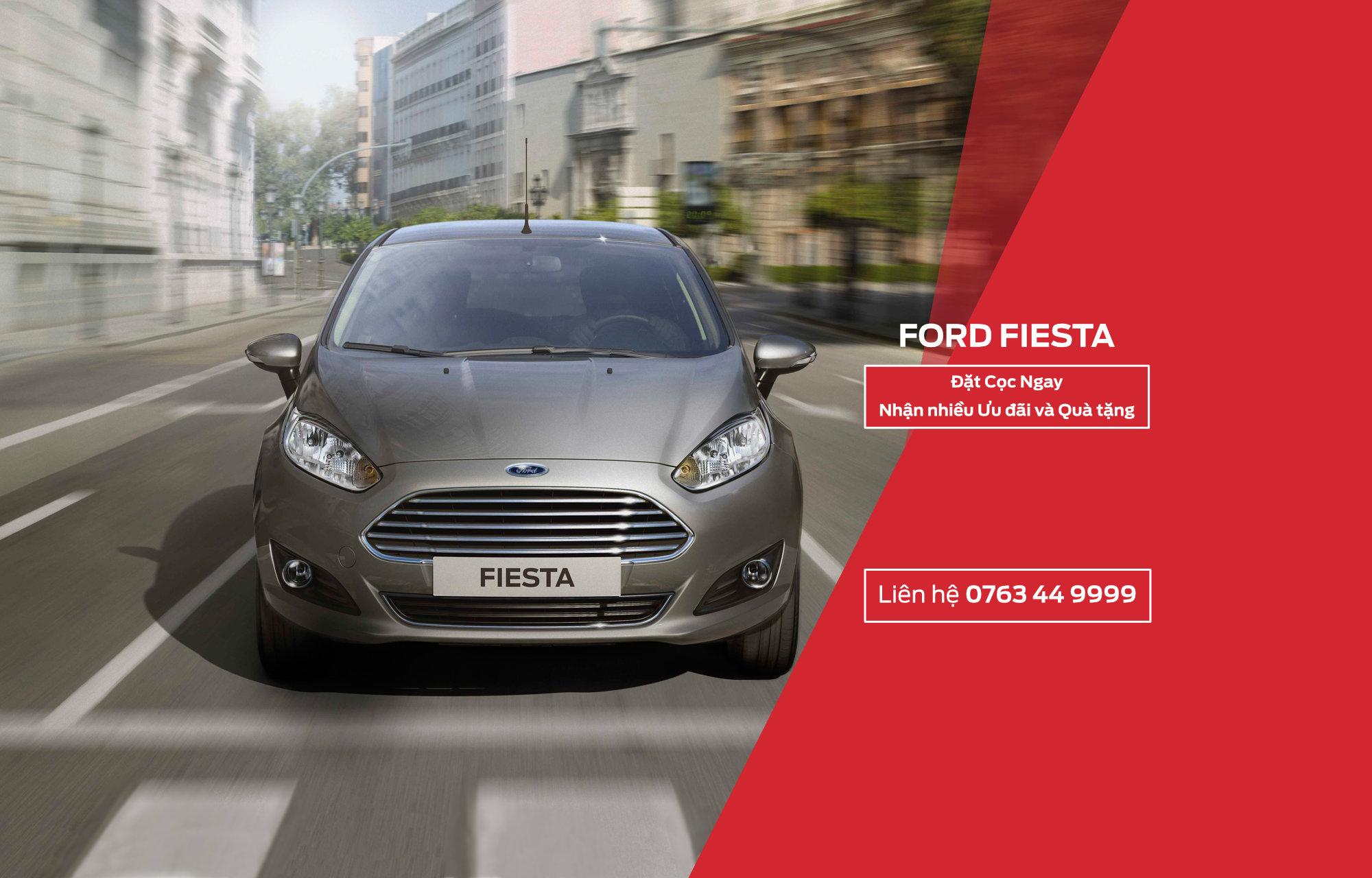 mua Ford Fiesta tai Ha Noi Ford