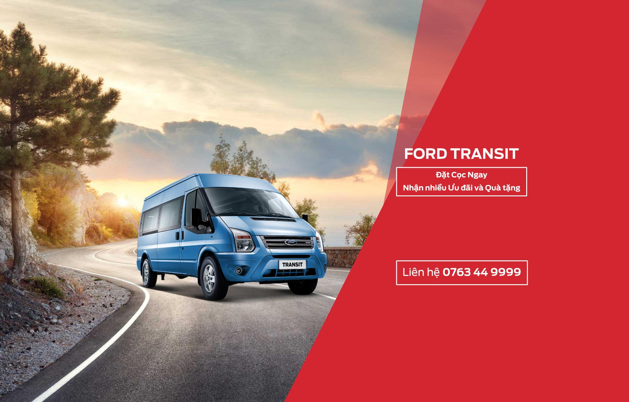 mua Ford Transit tai Ha Noi Ford