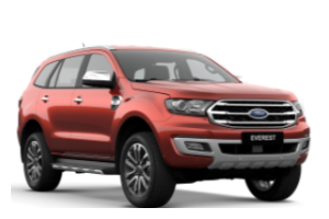 Ford Everest Mới 2018