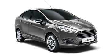Ford Fiesta Titanium 1.5L AT 4 cửa - Sedan