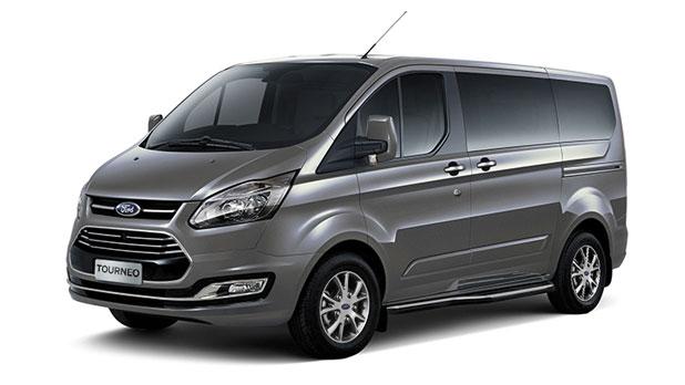 Ford Tourneo 2.0L EcoBoost Titanium