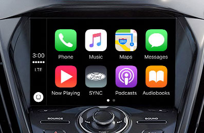SYNC3 - Apple CarPlay
